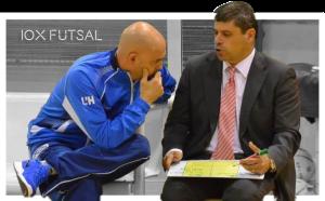 iOX Futsal Formation coaches Futsal