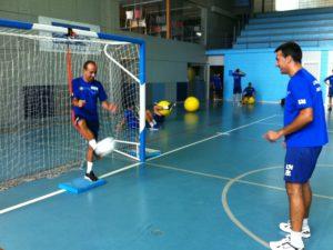 iOX Futsal Preparacion Fisica Preventivo